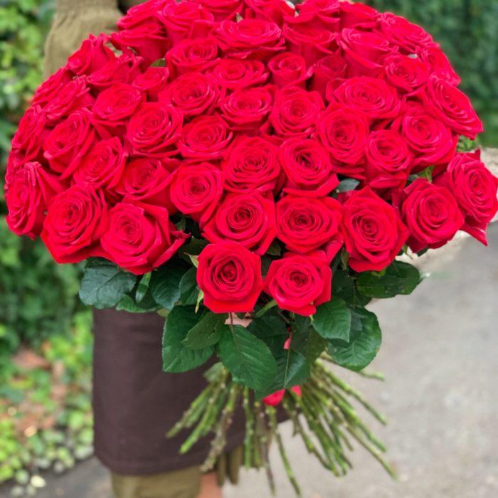 Букет из Голландских Роз