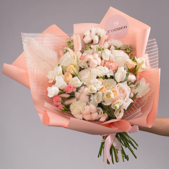 Букет цветов С быстрой доставкой Сочи