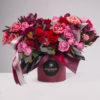Корзина цветов на заказ Сочи