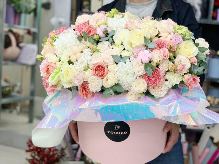 Большие цветы Сочи