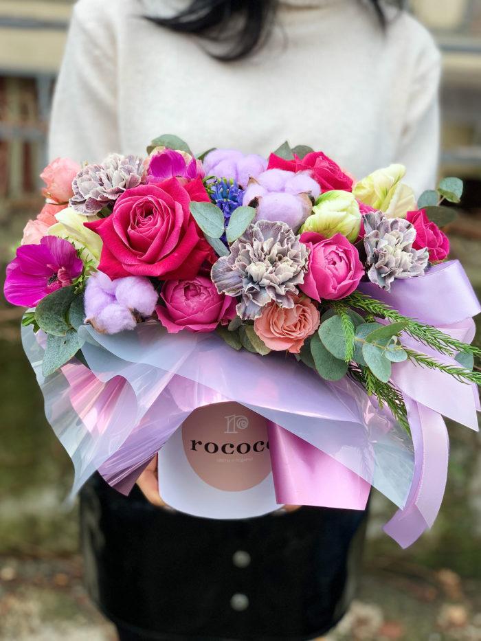 Цветы в Сочи на заказ