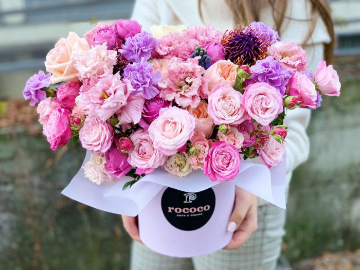 Цветочный салон Сочи