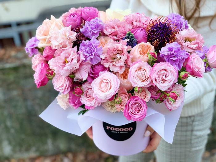 Цветочный салон Адлер