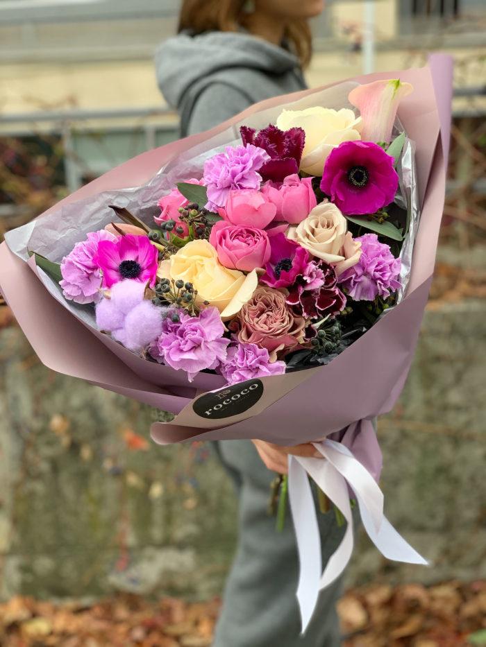 Красивые цветы и букеты Адлер