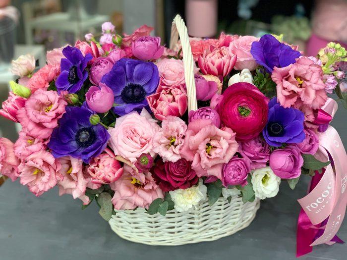 Коробки корзины цветов
