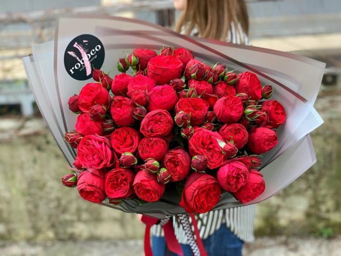 Розы Red Piano Сочи