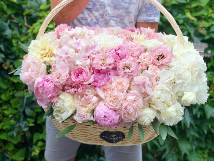 Корзина цветочная Сочи