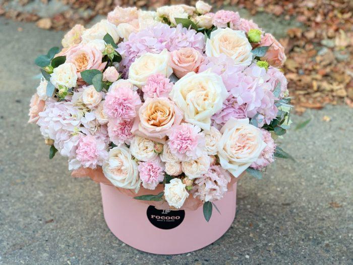 Подарочные коробки цветов Адлер