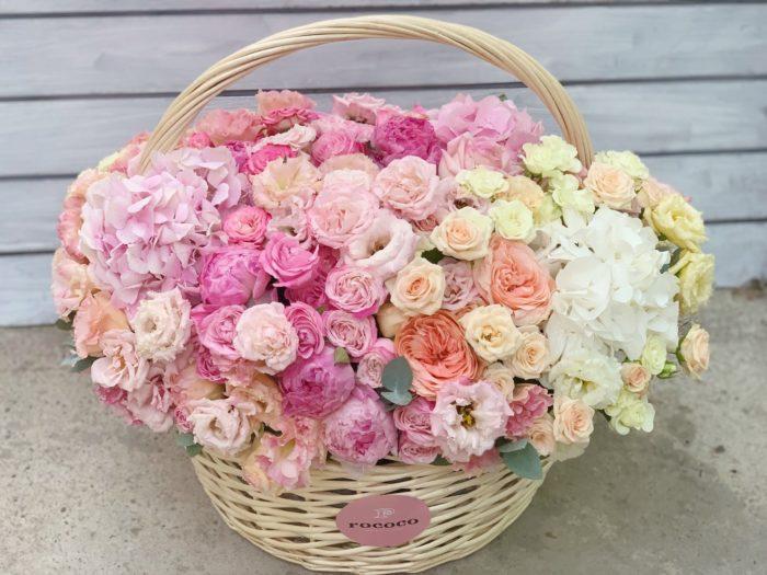 подарочные корзины цветов Адлер