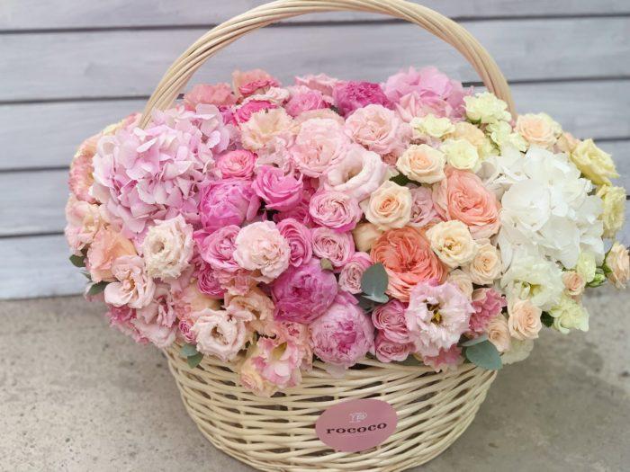подарочные корзины цветов Сочи