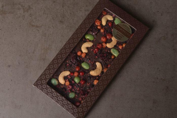 Качественный шоколад