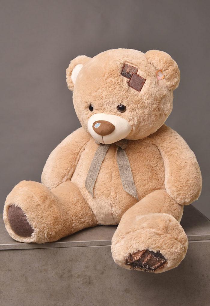 подарок плюшевый медведь Сочи