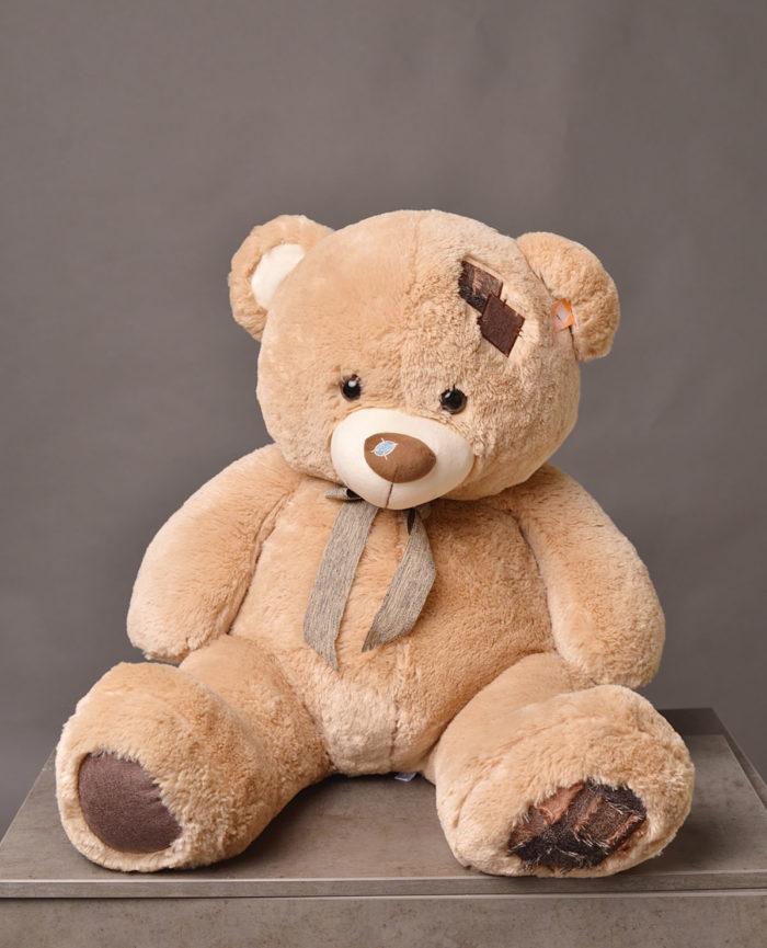 подарок плюшевый медведь Адлер