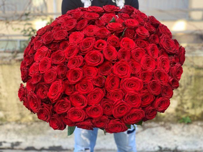 101 роза Сочи