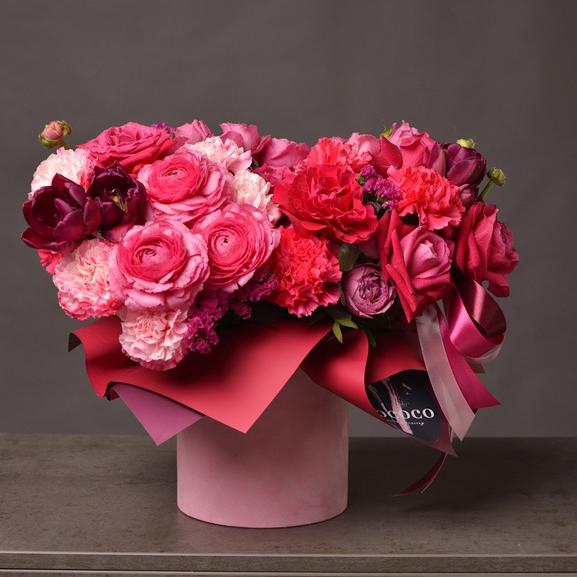 Красивые цветы и букеты Сочи