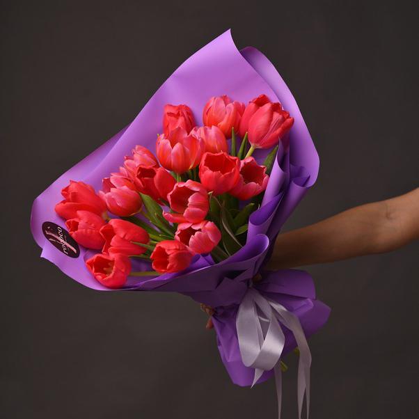 Купить тюльпаны Сочи