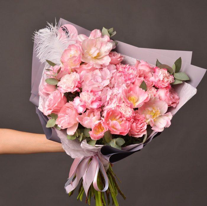 Заказать с доставкой цветы Сочи