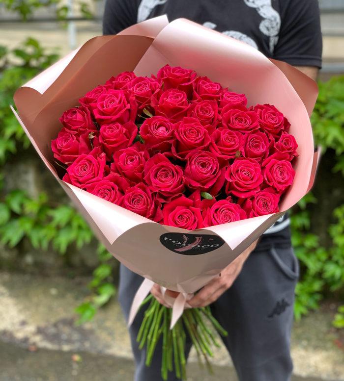 Розы Shan gri la