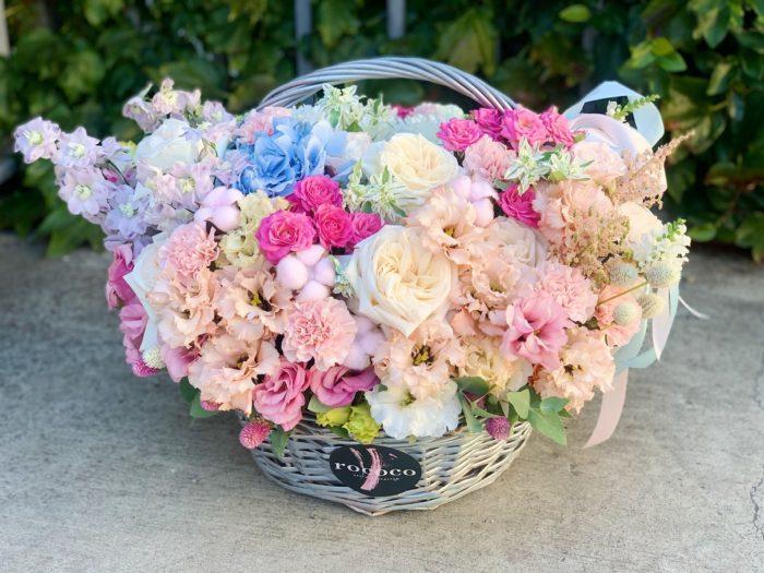 Подарок из цветов Сочи